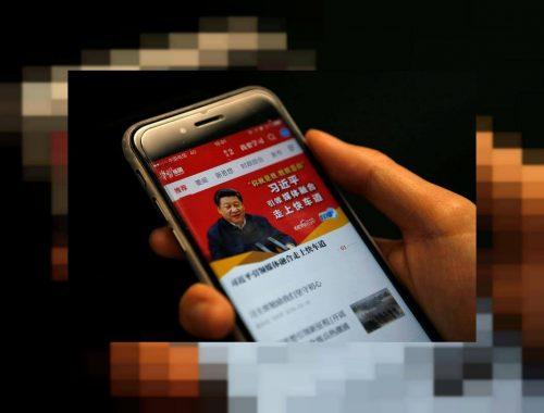 Alibaba Behind Chinese Government Propaganda App