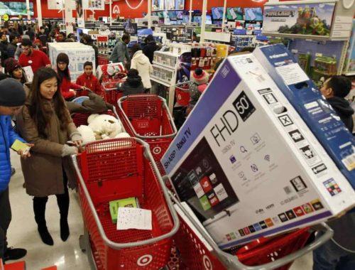 December Retail Sales Take A Dip