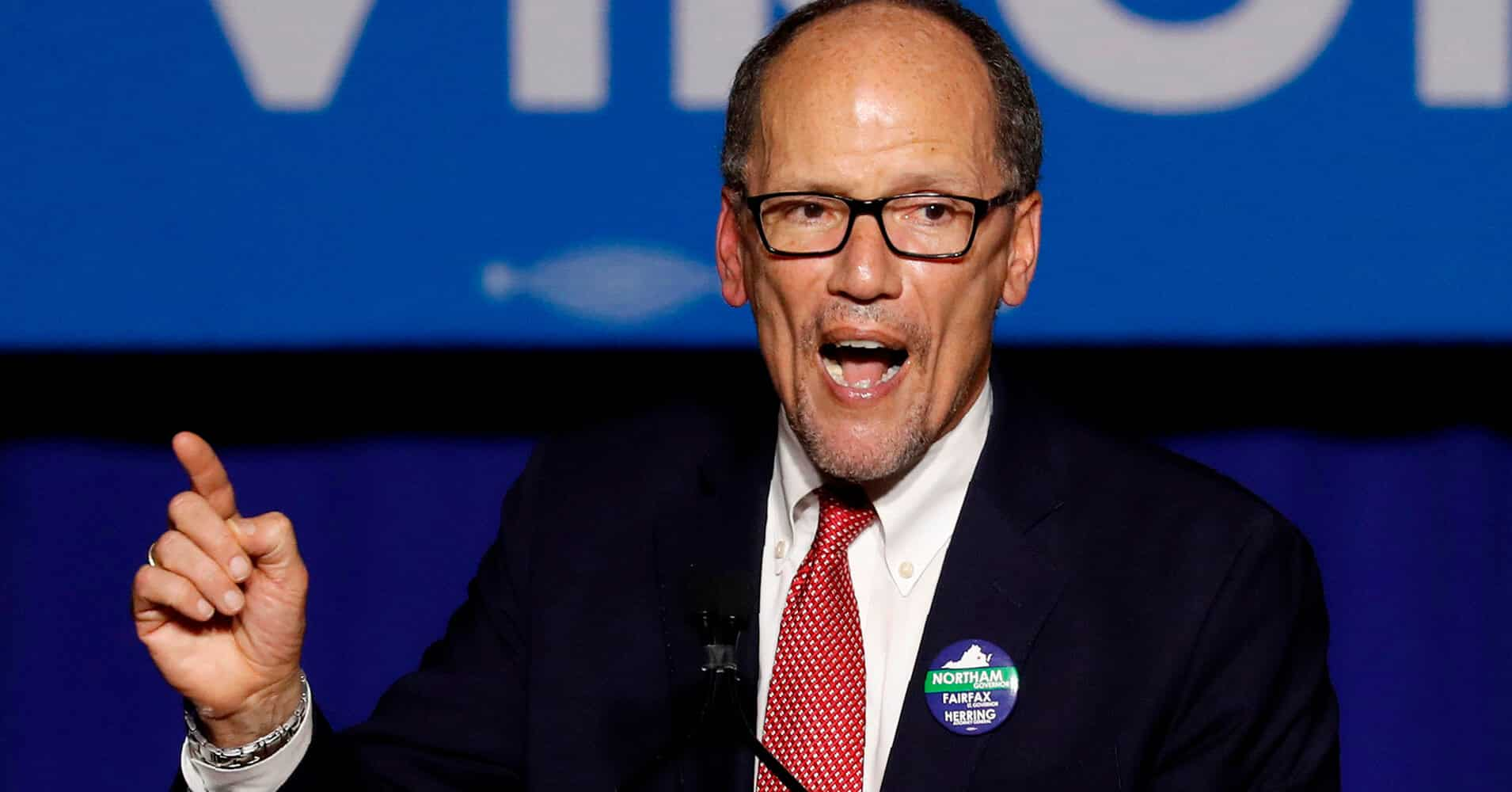 DNC Chairman May Face Critical Pushback From His Contributors