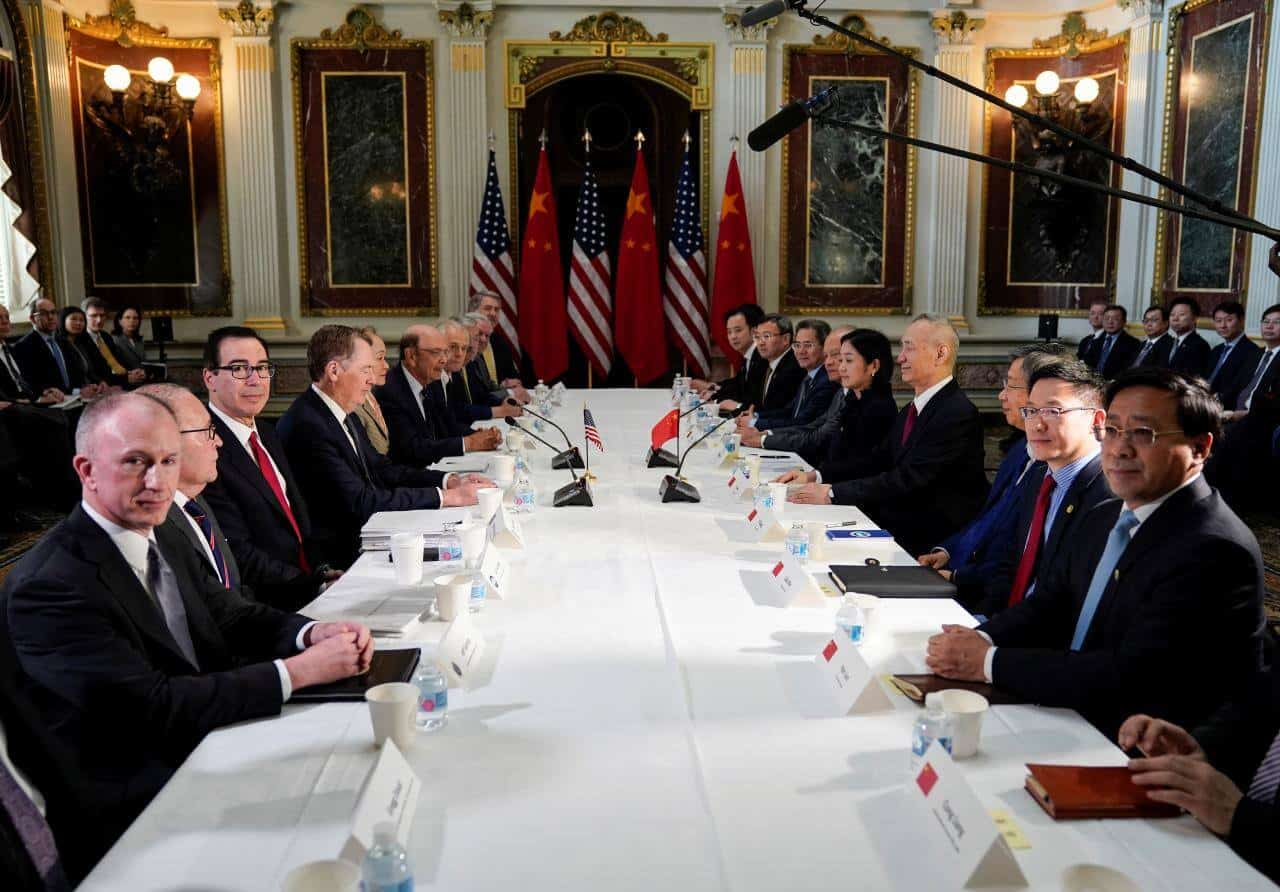 US and China Haggle Over Issues in Trade War