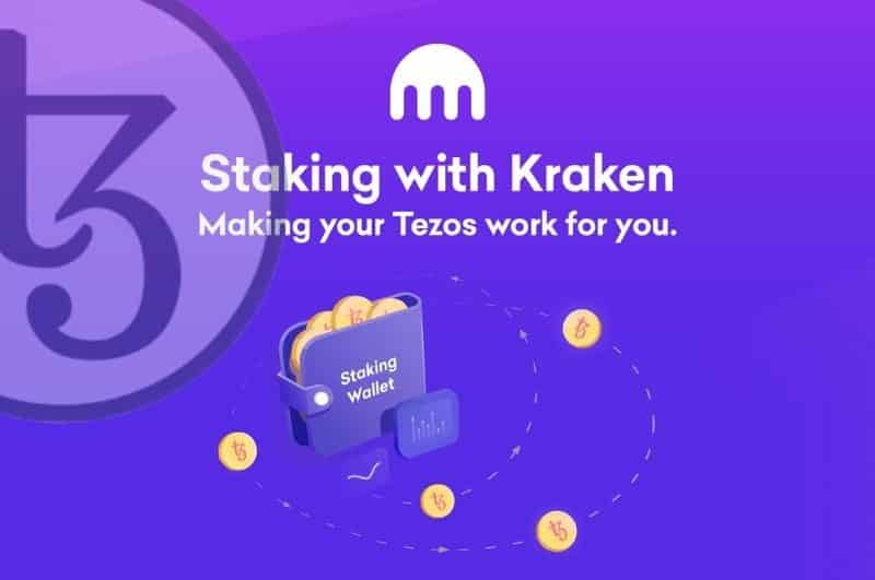 Kraken and Kraken Pro Platform Provides Tezos Margin Trading