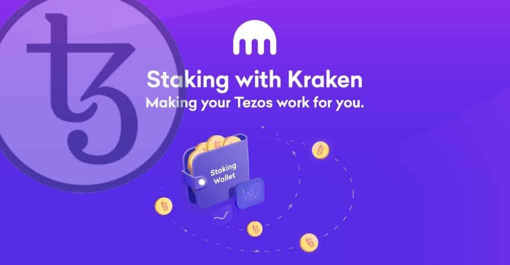 Kraken and Kraken Pro Platform Provides Tezos Margin Trading